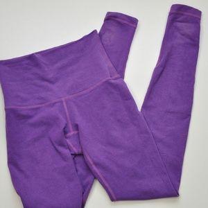 Lululemon Wunder Under Pant HiRise Practice Cotton